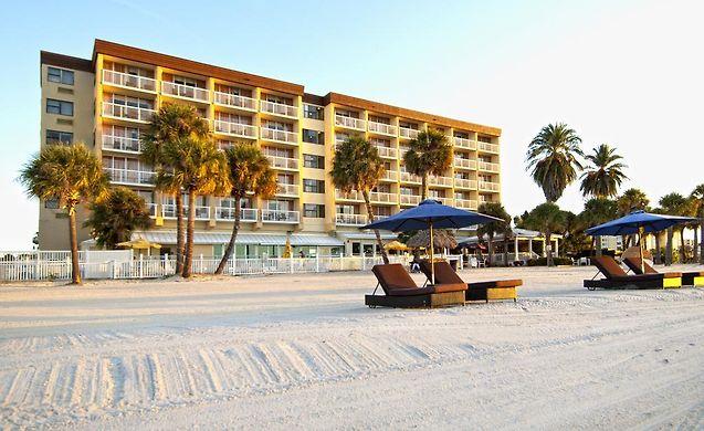 Dreamview Beachfront Hotel Resort Clearwater Beach